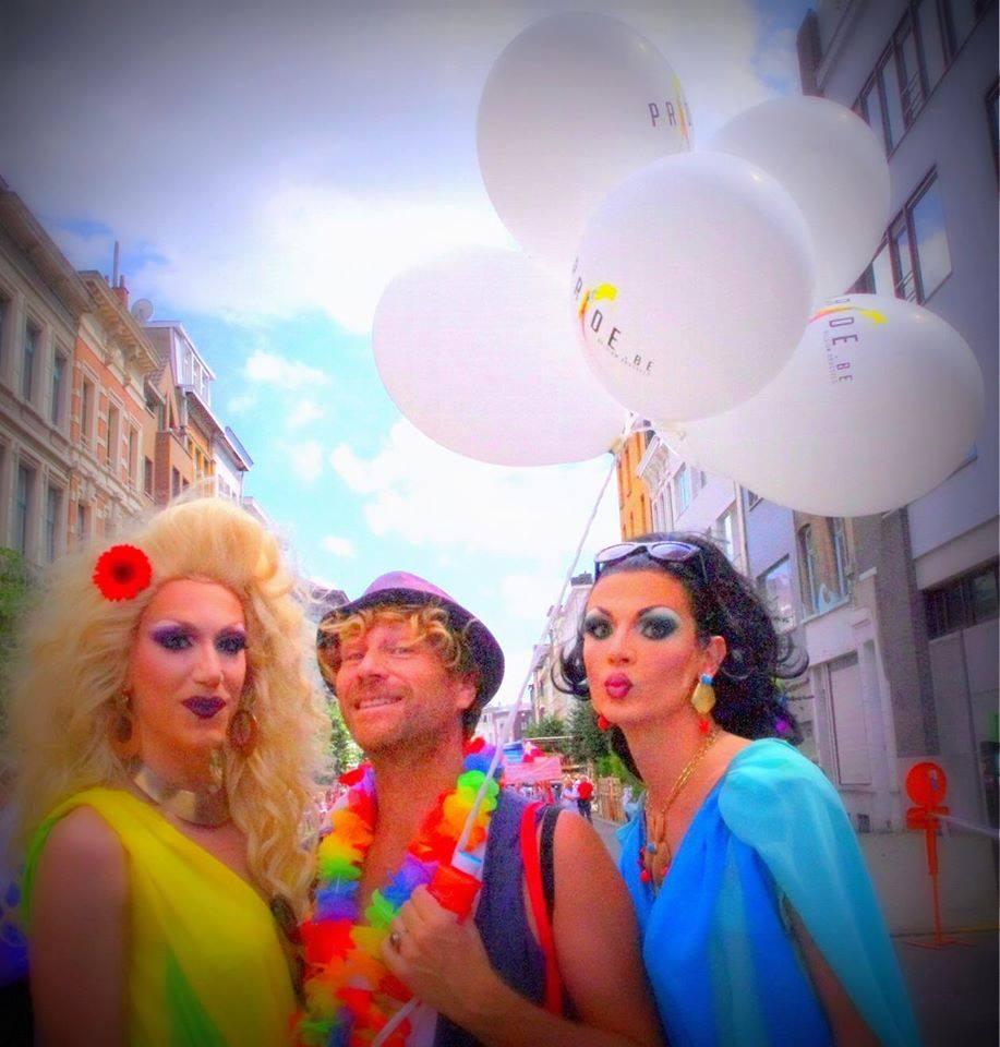 Gay Pride de Bruxelles