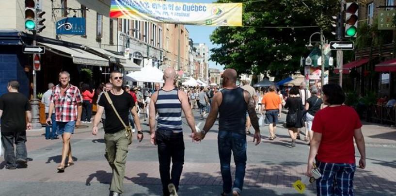 La Gay Pride de Québec 2015 toujours durant la fête du Travail