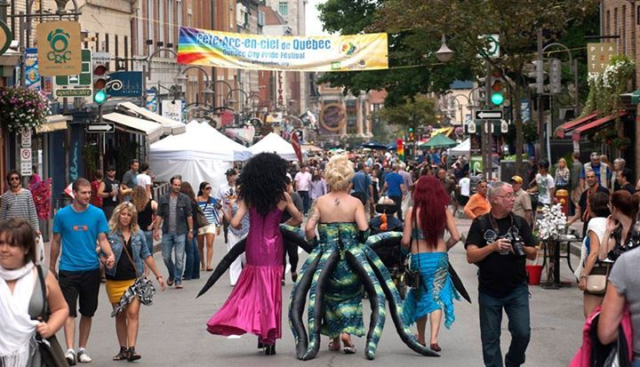 Gay Pride de Québec