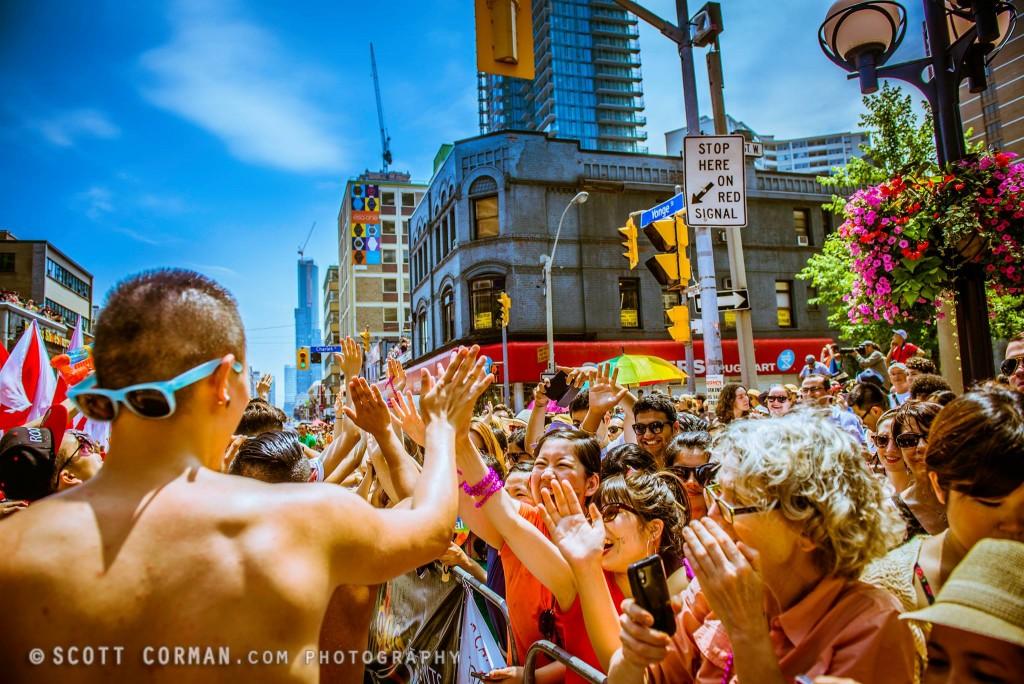 Gay Pride de Toronto