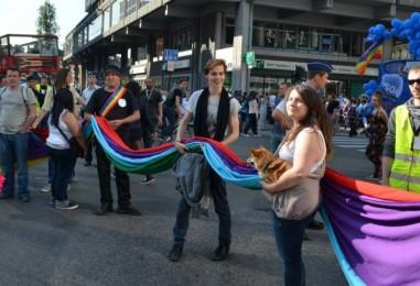 The Belgian Pride 2015 toujours aussi festive!