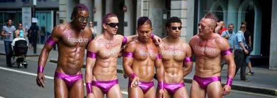 Gay Pride de Johannesburg
