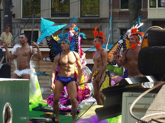 Gay Pride d'Amsterdam