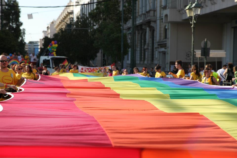 Gay Pride d'Athènes
