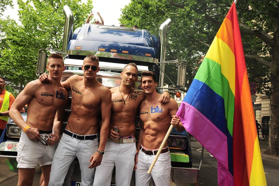 Gay Pride de Berlin (Christopher Street Day)
