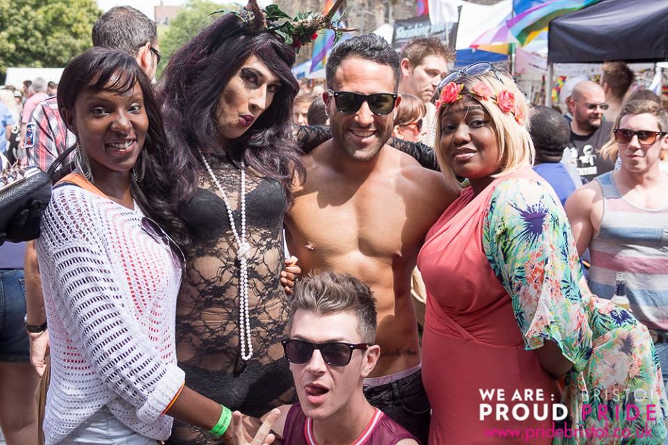 Gay Pride de Bristol