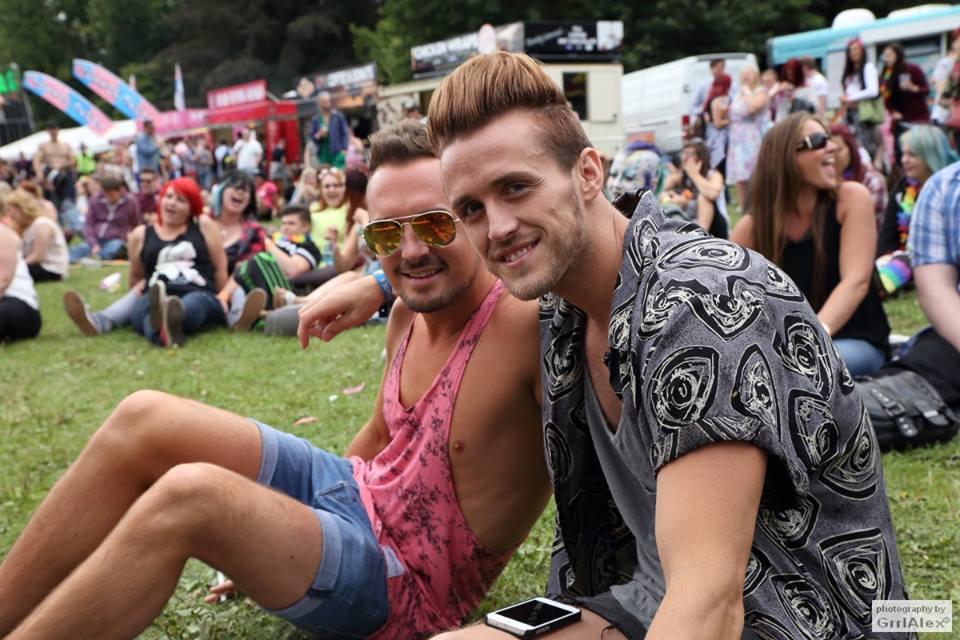 Gay Pride de Cardiff Mardi Gras