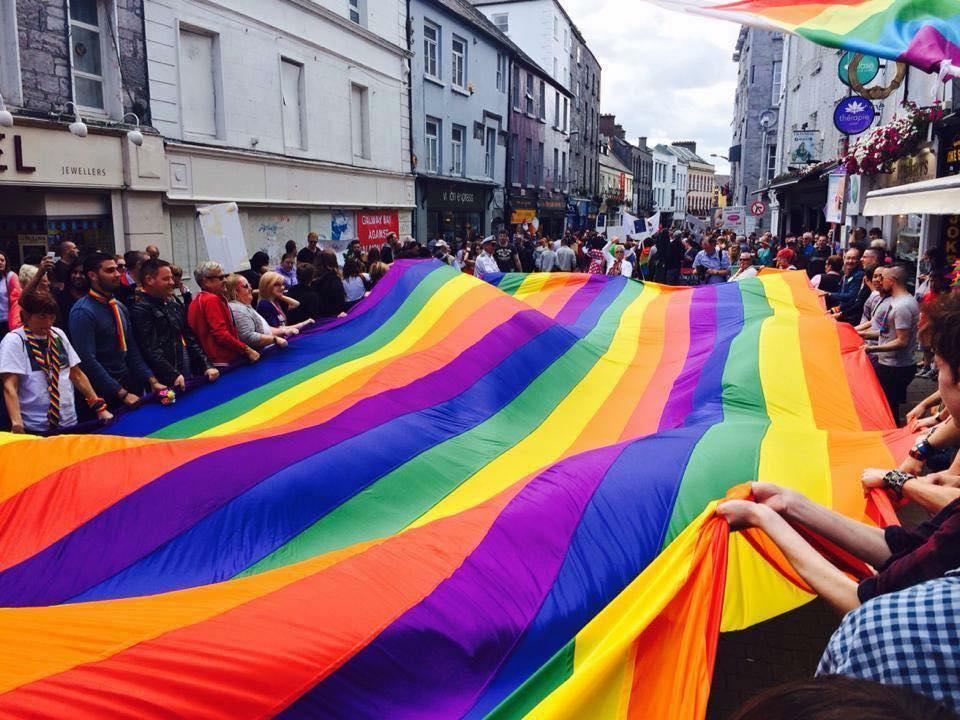 Gay Pride de Galway