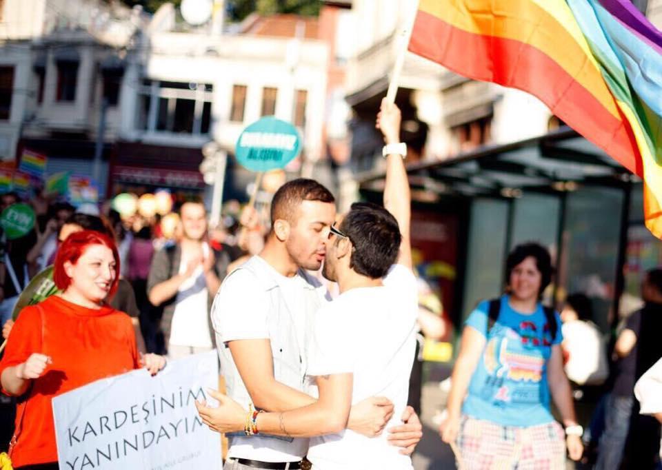 Gay Pride d'Istanbul