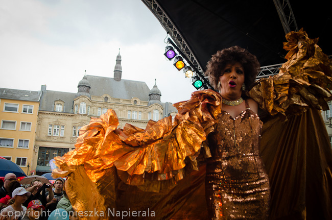 Gay Pride du Luxembourg GayMat