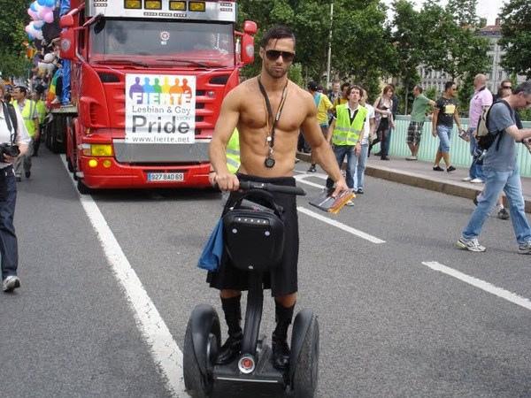 Gay Pride de Lyon