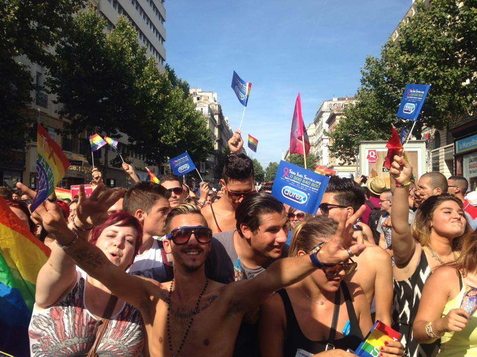 Gay Pride de Marseille