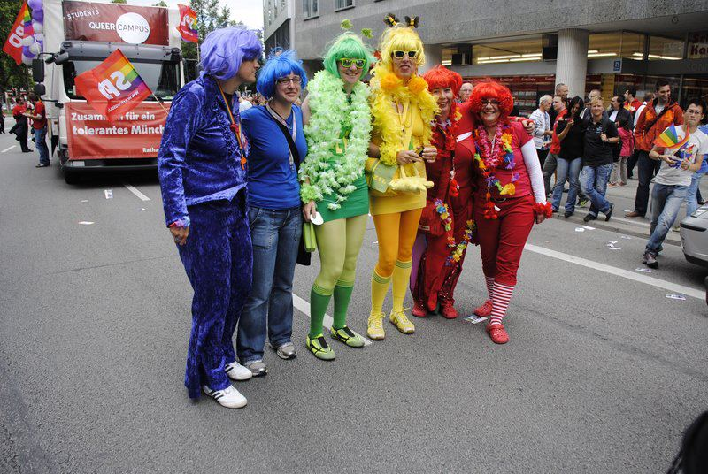 Gay Pride de Munich
