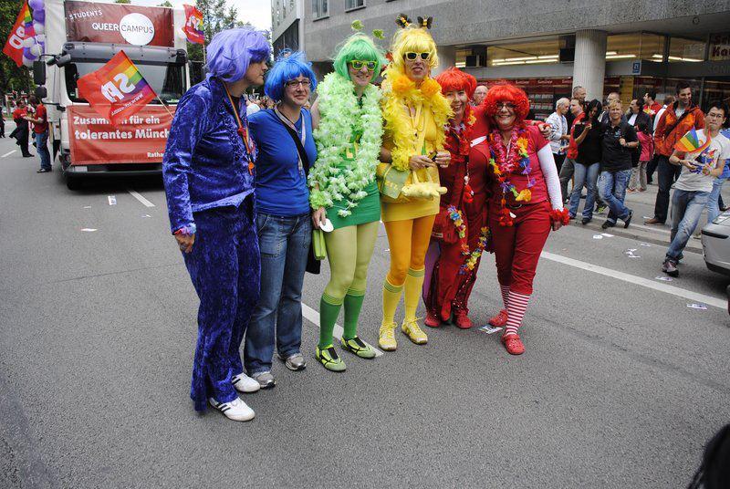 Gay Pride de Munich