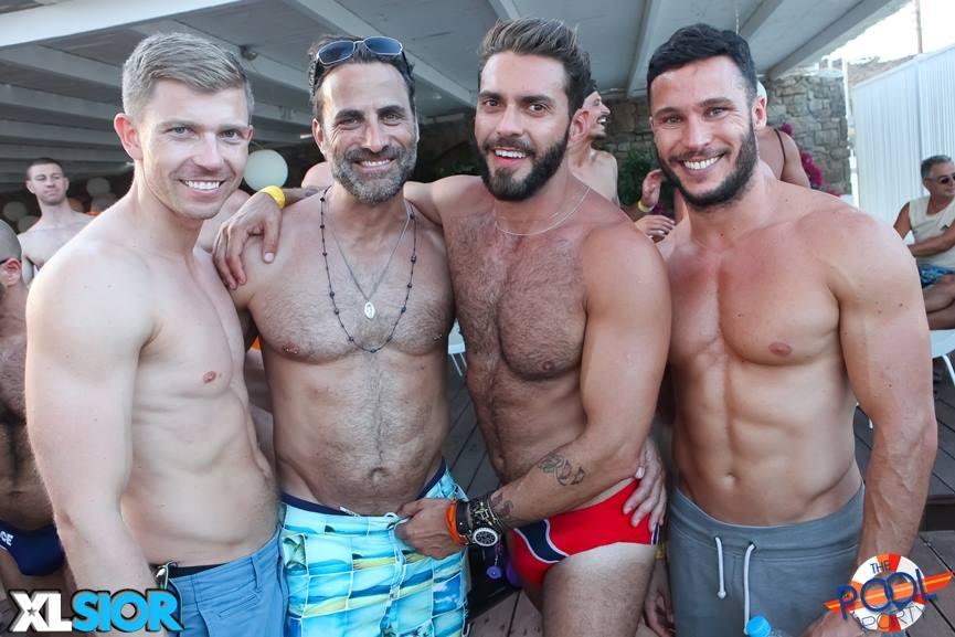 Gay Pride de Mykonos (XLSior Festival)