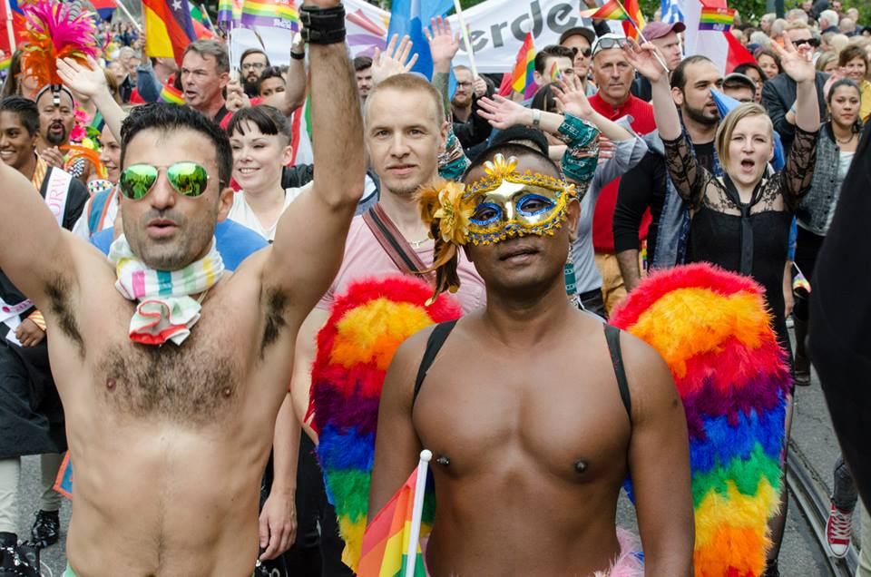Gut bekannt Gay Pride Oslo | Gay Prides | Pinterest | Pride and Oslo GA73