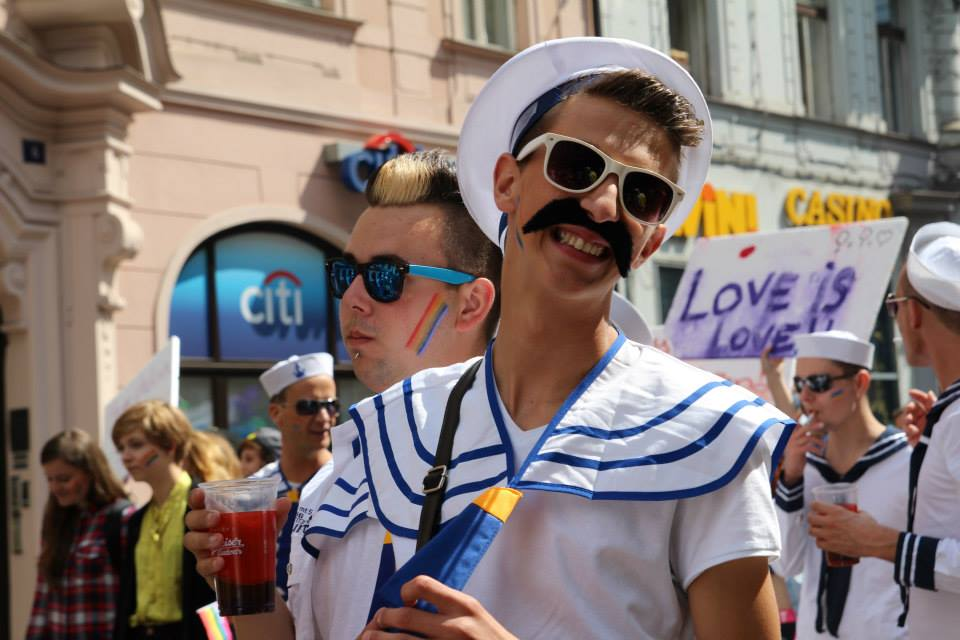 Gay Pride de Prague