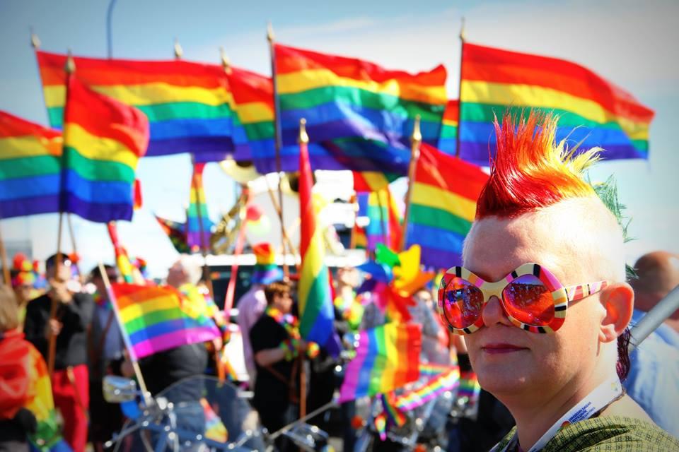 Gay Pride de Reykjavik