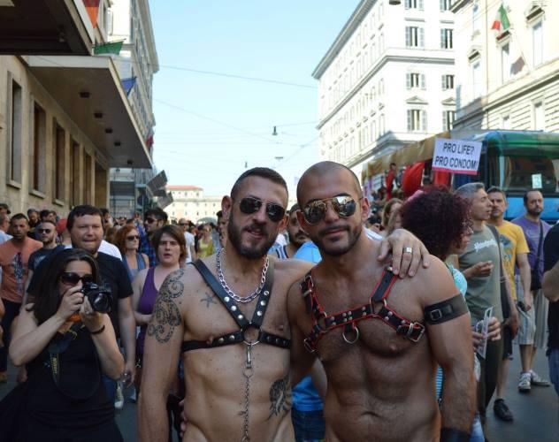 Gay Pride de Rome