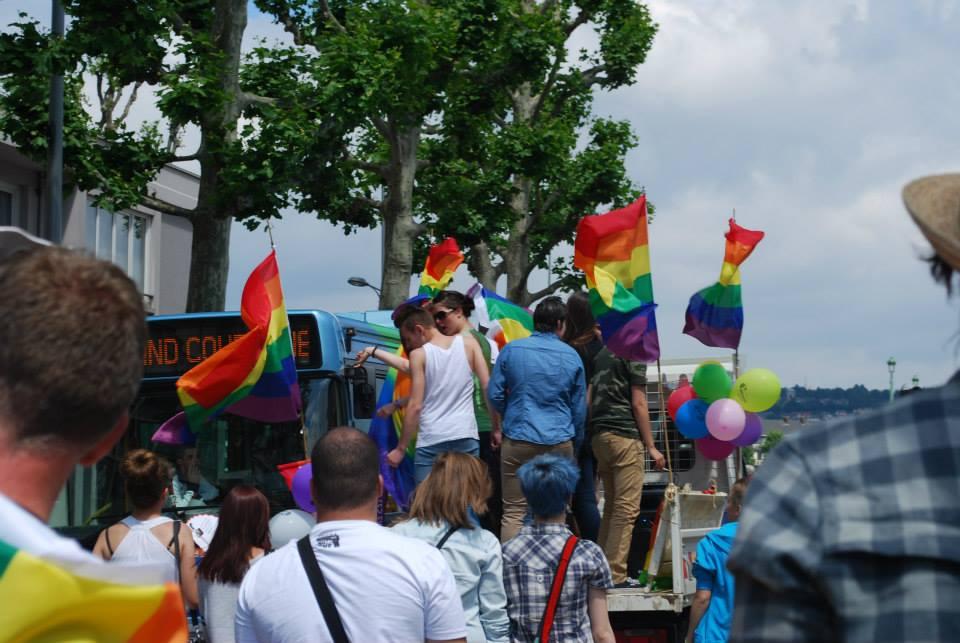 Gay Pride de Rouen