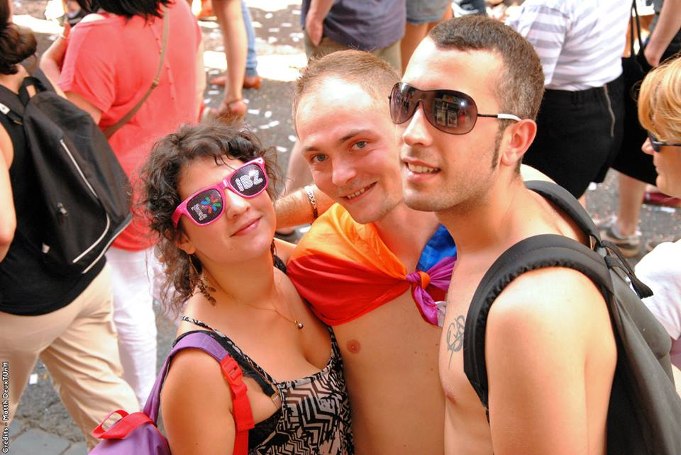 Gay Pride de Toulouse