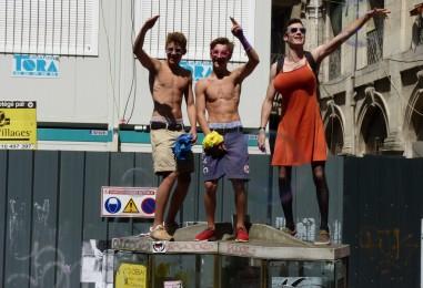 20e Gay Pride pour Lille en 2015