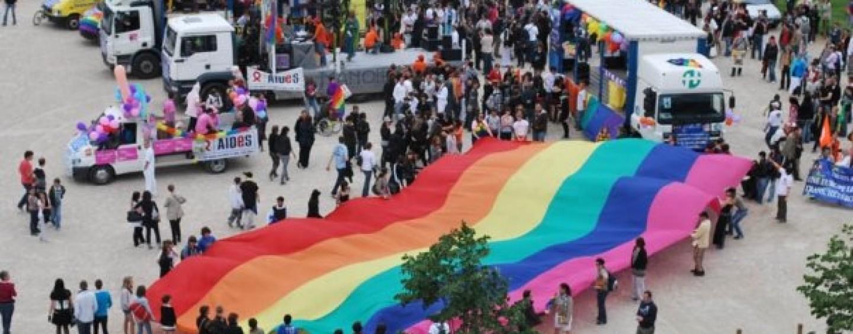 Angers fête la Gay Pride le 23 mai prochain