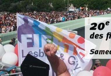 Changement majeur du parcours de la Gay Pride de Lyon 2015