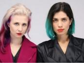 Cyndi Lauper et les Pussy Riot à la Gay Pride de Toronto