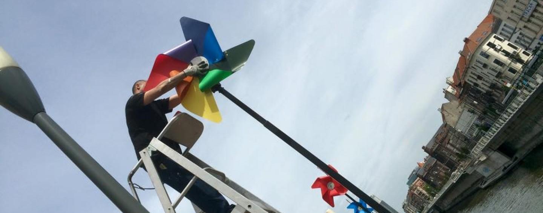 La Gay Pride de Bruxelles samedi s'annonce très populaire