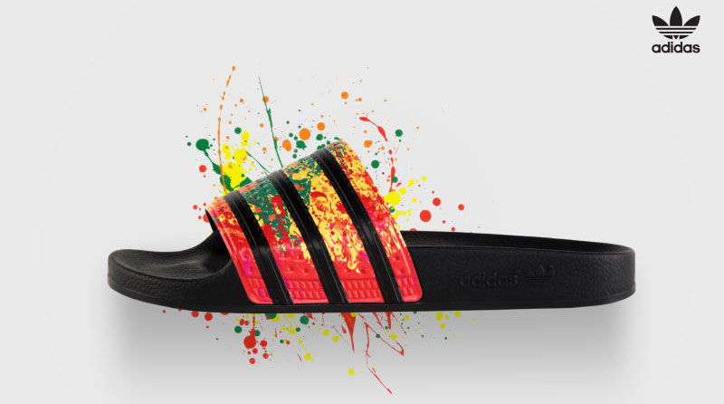 Chaussures gays Adidas