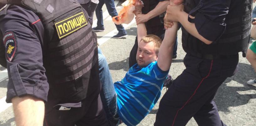 Interdiction de Gay Pride à Moscou