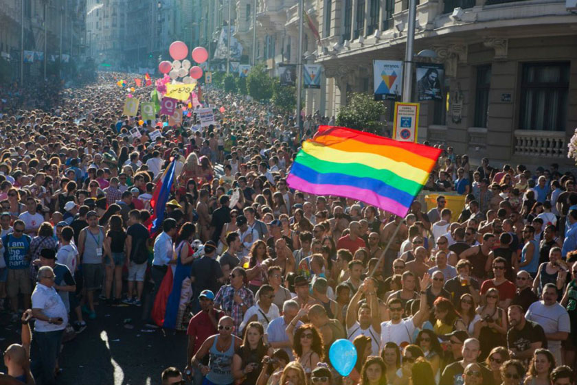 Gay Pride de Madrid