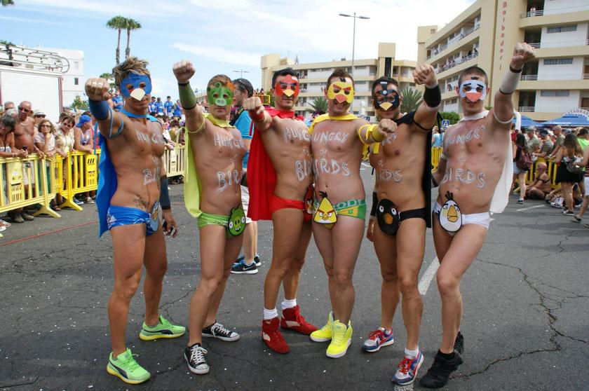 Gay Pride de Maspalomas (Gran Canaria)