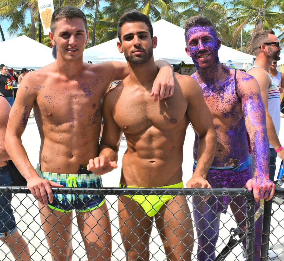 from Ivan gay pride miami