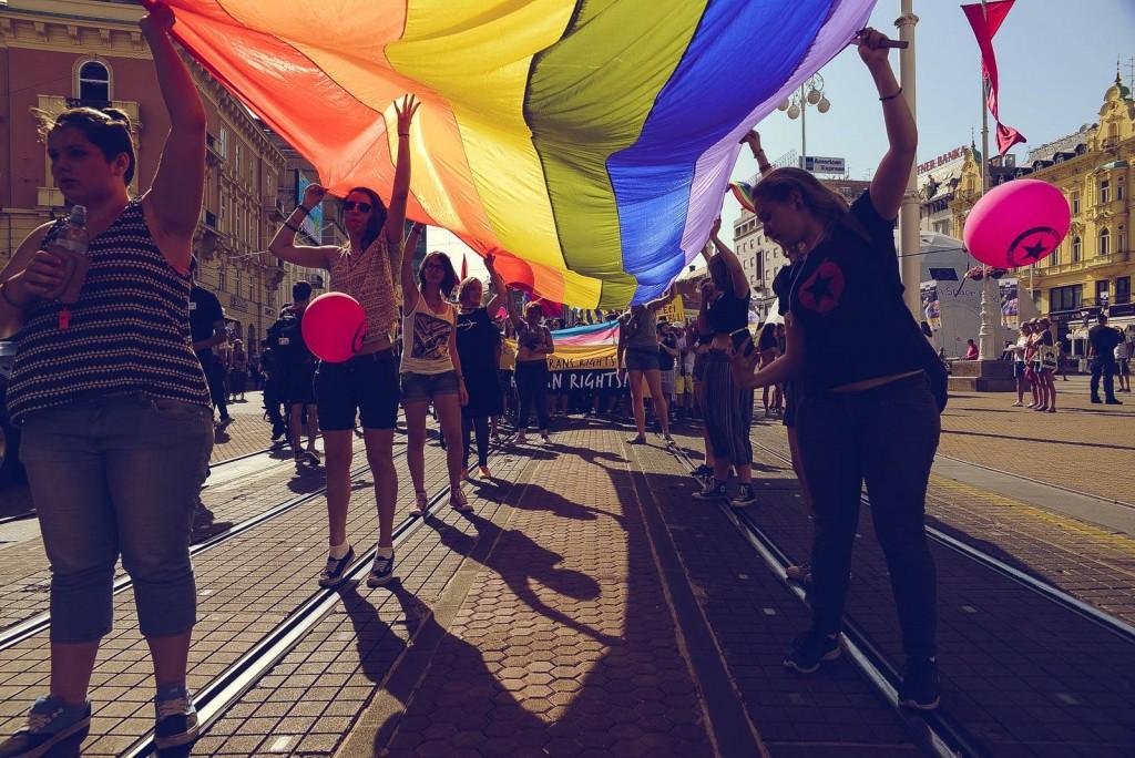 Gay Pride de Zagreb