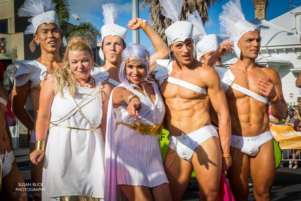 Gay Pride d'Auckland