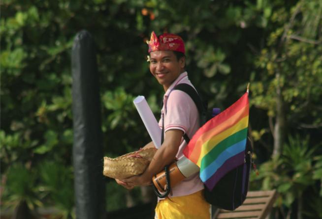 Gay Pride de Bali