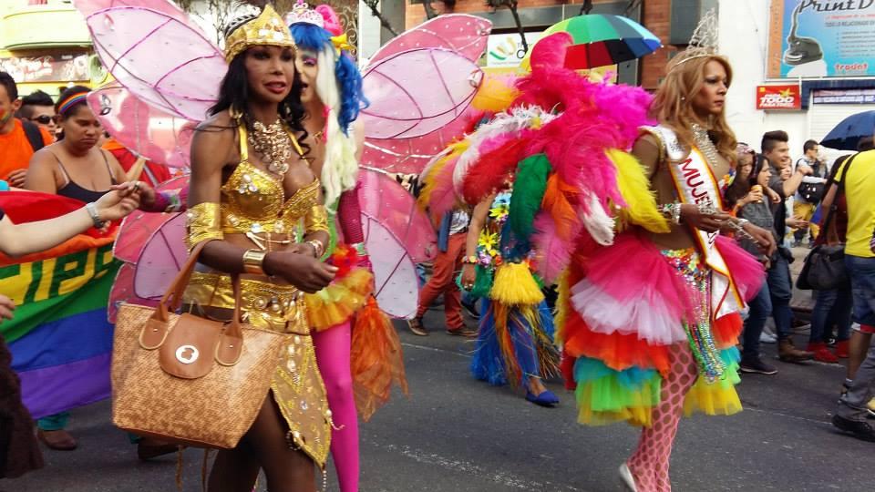 Gay Pride de Bogota