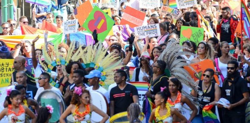 Homophobie au rendez-vous lors de la Gay Pride de l'île Maurice