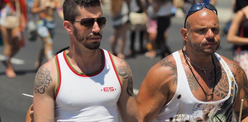 Gay Pride de Tel-Aviv : 200 000 homosexuels en 2016