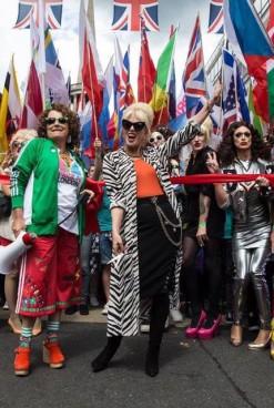 gay Calendrier pride international