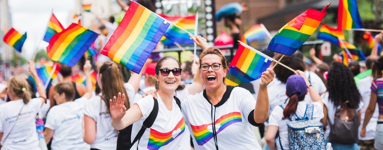 Deux gay prides du Québec à faire cet été