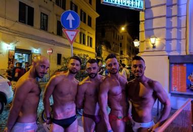 Liste complète des Gay Pride 2018 de l'Italie
