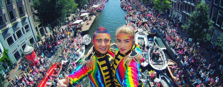 Liste complète des Gay Pride 2018 aux Pays-Bas