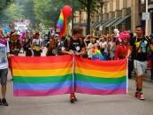 La Gay Pride 2018 de Paris contre les discriminations