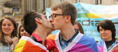 Parcours de la Gay Pride de Bordeaux 2018