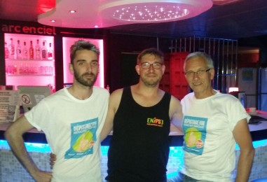 Programmation de la Gay Pride de Caen 2018