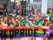 1 million de personnes attendues à la Gay Pride de Toronto