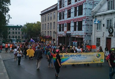 Changement dans les dates de la Gay Pride de Québec 2015